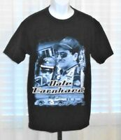 Dale Earnhardt Goodwrench NASCAR Chase Authentics Black Crew Neck T Shirt  M
