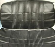 1968 Dodge Coronet 500 & R/T  Convertible Rear Seat Cover