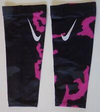 Nike Pro Combat Shiver 3.0 Forearm Pink Fire/Black/White Men's Women's