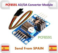 PCF8591 AD/DA Converter Module Analog to Digital to Analog Conversion + Cable