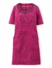 Boden Short Sleeve Cotton Regular Dresses for Women