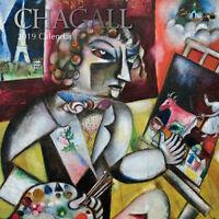 Chagall - Wandkunst Kalender 2019