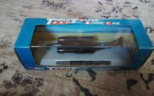 Lledo Thrust SSC Limited Edition Model Double Signed Genuine Autograph on insert