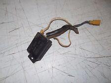 kawasaki KZ1000 KZ1000A fuse panel box KZ1000LTD 77 78 KZ900 1977 1978 1976
