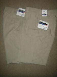 NWT 1 Pair Blauer Operational Tactical Uniform Pants Tan #8835 37R Mens NICE