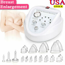 Vacuum Therapy Body Shaping Lymph Drainage Breast Lifting Enhancement Machine