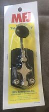 MFJ-550 Telegraph Straight Key for Morse Code Keyers Ham Radio BRAND NEW SEALED