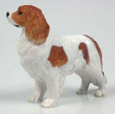 Cavalier King Charles personnage chien chiens personnage FIGURINE North Light terrier Blend