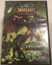 World of Warcraft WOW TCG Trading Card Game March of the Legion Starter Deck