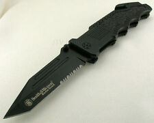 Smith & Wesson S&W Knives Border Guard Folding Knife SWBG2TS