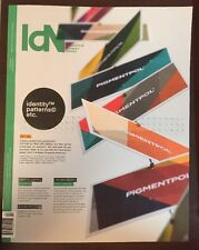 IDN International Designs Network Identity Patterns Vol 22 #4 2015 FREE SHIPPING