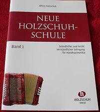 Diatonische - Handharmonika - schule Band 1