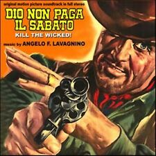 Angelo F. Lavagnino: Dio Non Paga Il Sabato (New/Sealed CD)