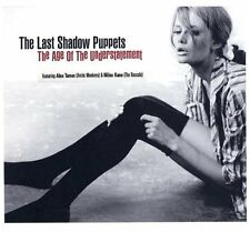 The Last Shadow Puppets - Age of the Understatement (2008) [Arctic Monkeys]  Cd