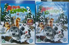 Alpha And Omega 2 - A Howl-iday Adventure (Blu-ray, 2013)