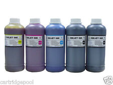 5 Pint/5X16OZ Refill ink for Brother LC61 LC65 LC71 LC75 LC75 LC51 LC41 5X500ML