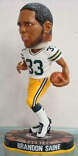 2012 GREEN BAY PACKERS #33 BRANDON SAINE PLAYER BOBBLEHEAD #/2012 BRAND NEW