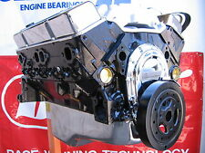 CHEVY 383 / 360 HP 4 BOLT HIGH PERFORMANCE BALANCED CRATE ENGINE CHEVROLET