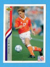 UPPER DECK-WORLD CUP USA 94 -Figurina n.268- DE BOER - OLANDA -NEW