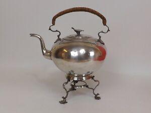CHRISTOFLE ANTIQUE, 19th century. SAMOVAR, Teapot. RARE PIECE. Circa 1840 / 50