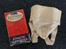 Vintage FTL Athletic Supporter Jockstrap NOS Youth 22-26