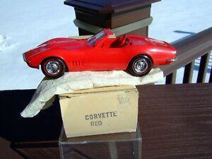 1968 Chevrolet Corvette 427V8 Convertible-TISSUE-BOX-VERY VERY NICE-