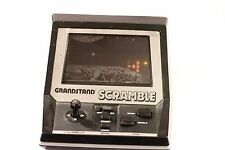 Vintage retro Scramble Grandstand Electronic handheld game 1982