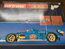 Cartronic Autorennbahn 132 Le Mans