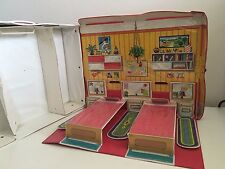 Fashion Doll Bedroom Case Tara Toy No 10900