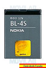 Batería Original Nokia BL-4S 2680 / 7610 / 3600s 860 mAh OEM