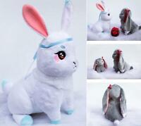 Anime Mo Dao Zu Shi Couple Rabbit Doll Wei Wuxian Lan Wangji Plush Toy Kids Gift