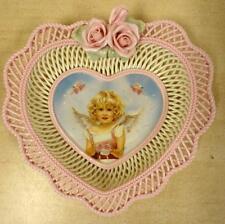 "Bradford Exchange ""Love is Tender"" Decorative Plate"