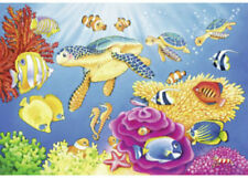 Ravensburger Colorful Underwater World 2 x 24 Piece Jigsaw Puzzles