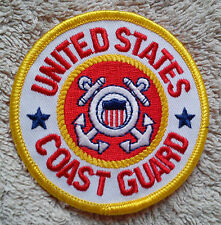 US COAST GUARD PATCH Badge/Emblem/Insignia United States of America USA USCG