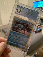 Pokemon Card SUICUNE Holo Rare 037/189 DARKNESS ABLAZE Graded GEM MT 9.5 💎