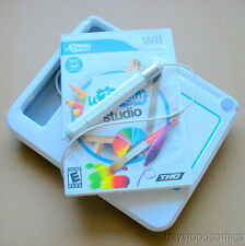 Nintendo Wii Game uDRAW GAME TABLET With uDRAW STUDIO GAME