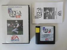 PGA TOUR GOLF III (3) - SEGA MEGADRIVE - JEU MEGA DRIVE COMPLET