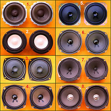 Assorted 4 - 4.5 inch Speakers (Batch #2)