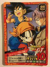 Dragon ball GT Super battle Power Level 728