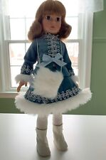 "Effanbee 1998 American Child ""Grand Finale"" Doll ~ Euc"