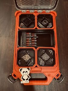 💥 Milwaukee PACKOUT Multi Level Divider Bins Set for Low Profile Toolbox