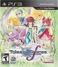 *NEW* Tales of Graces f - PS3