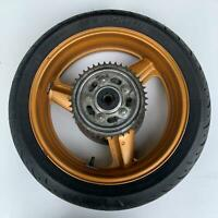 Honda CBR1000 CBR 1000 1995 Rear wheel rim tyre disc sprocket 42650-MZ2-305ZB