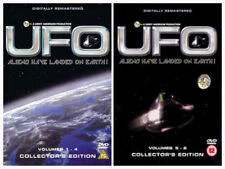 UFO Complete Series(Volumes 1-8)SEALED/NEW 1 2 Gerry Anderson TV All 26 Episodes