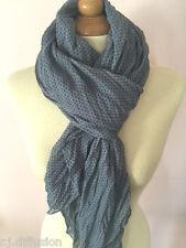 Écharpes et châles foulard avec des motifs À Pois pour femme   eBay 6e3bac9ff89