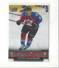 2013-14 Upper Deck #238 Nathan MacKinnon YG RC Rookie Avalanche