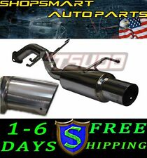 TSUDO JDM MITSUBISHI LANCER 2012 2013 2014 2015 S2 AXLE BACK EXHAUST FWD ONLY