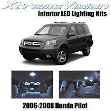 XtremeVision LED for Honda Pilot 2006-2008 (12 Pieces) Cool White Premium Interi