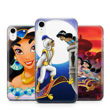 Disney Princess Jasmine Alladin Case Cover for iPhone 7 8 Plus XR XS Max 11 Pro
