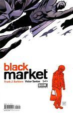 Black Market #1-4 complete set Boom superhero DNA cures disease dark mini-series